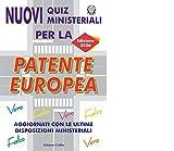 Nuovi quiz ministeriali per la patente A e B