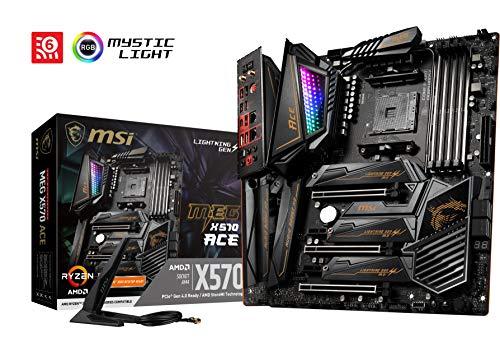MSI MEG X570 ACE AMD AM4 DDR4 SL...