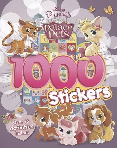 Disney Princess Palace Pets 1000 Stickers