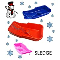 Keto Plastics Snow Sledge/Sled Toboggan (Made In Uk)