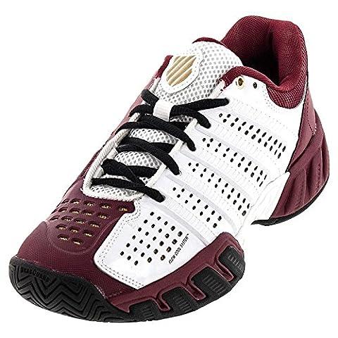 Juniors' Bigshot Light 2.5 Chaussures de Tennis blanc et rouge vtt