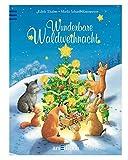 Wunderbare Waldweihnacht: Kleiner Bilderbuchschatz zu Weihnachten