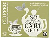 Best Organic Earl Grey Teas - Clipper Organic Fairtrade Everyday Earl Grey Tea, 200g Review