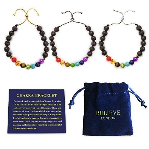 Believe London Chakra Bracelet w...