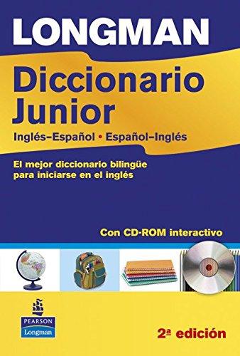 Longman Diccionario Junior (Primaria 2 Ed) CD-ROM for Pack (Longman Junior Dictionary) - 9781408232378