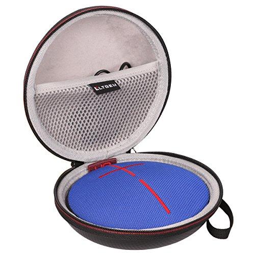 LTGEM EVA Borsa Custodia da viaggio caso per Ultimate Ears UE ROLL e UE ROLL 2 Altoparlante speaker.