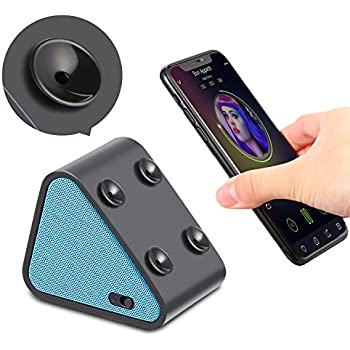 savfy tragbarer bluetooth 4 0 lautsprecher stereo musik. Black Bedroom Furniture Sets. Home Design Ideas