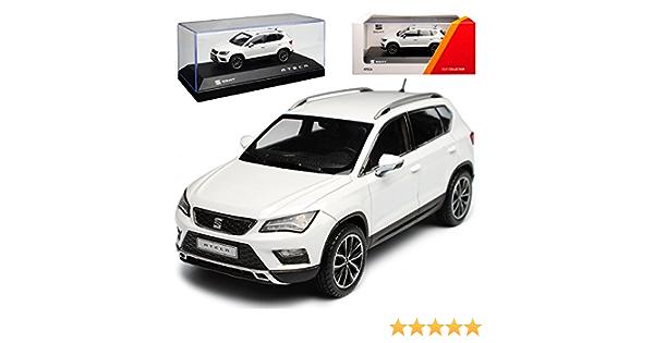 Premiumx Seat Ateca Suv Nevada Weiss Ab 2016 1 43 Modell Auto Spielzeug