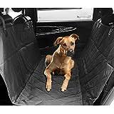 aLLreLi Housse de siège Pour Chien Housse protection Hamac voiture chien imperméable anti-rayures pour Voiture/VUS/Camion confortable pour animaux domestiques