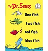 [( One Fish Two Fish Red Fish Blue Fish )] [by: Dr Seuss] [Jun-1966]