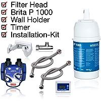 BRITA dispositivo filtro dell'acqua, kit di installazione, filtro cartuccia BRITA