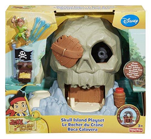 Mattel Jake and The Neverland Pirates Skull Island (Pirate Flag Jake)