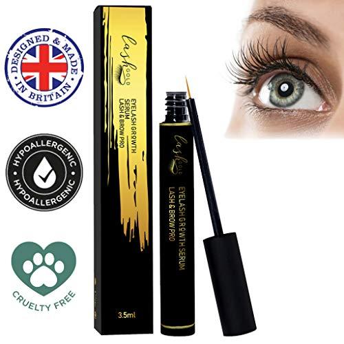 e0f2907fd43 Beauty Eyelash Growth Serum Lash & Brow Pro Conditioner - Lash Gold Eyelash/Eyebrow  Advanced
