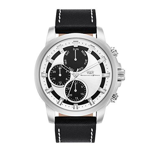 Rhodenwald & Söhne - Teseus Men's Watch Multifunction Stainless Steel 5 ATM - 10010245