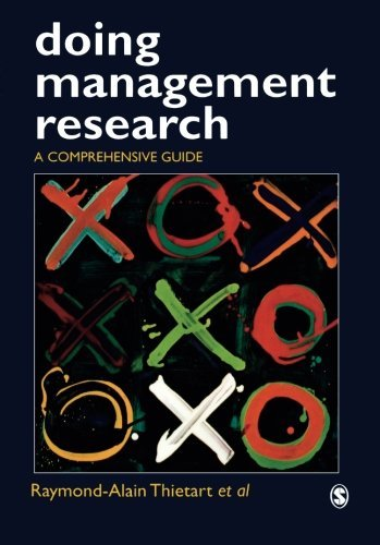 Download Doing Management Research A Comprehensive Guide By
