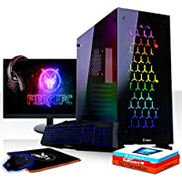 Fierce Cypher High-End RGB RVB PC Gamer Paquet - 4.5GHz Hex- a2f457970abb