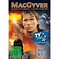 MacGyver - Season 6 (DVD) kompl. 5DVDs Min: 962DD2.0VB