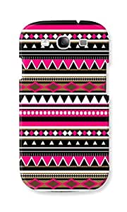 EYP Aztec Girly Tribal Back Cover Case for Samsung Galaxy S3 Neo GT-I9301