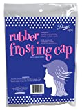 Diane Frosting Cap Rubber With Metal Nee...
