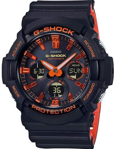 Casio G-Shock Funk-Solar-Armbanduhr GAW-100BR-1AER