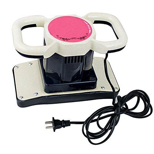 ite Fettverbrennung Maschine Unterschiedliche Geschwindigkeit Massage Körper Abnehmen Schallköpfe EU Stecker (Vibration Motor 110v)