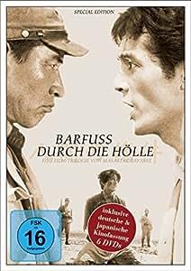 Barfuß durch die Hölle (Special Edition - 6 DVDs)
