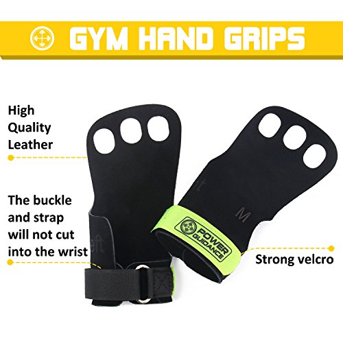 Zoom IMG-3 guanti per palestra giallo m