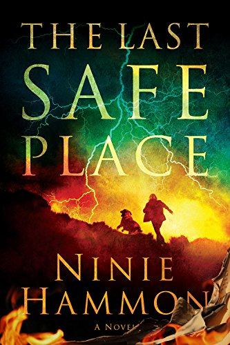 The Last Safe Place: A Psychological Thriller book cover