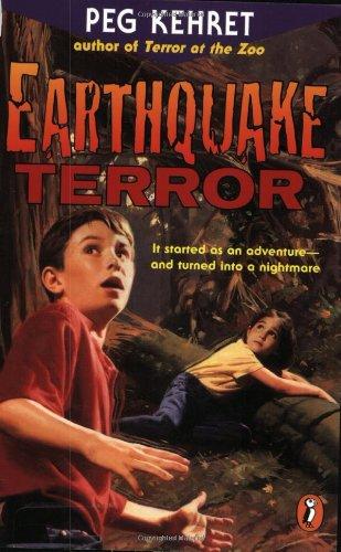 Earthquake Terror (Puffin Novel)