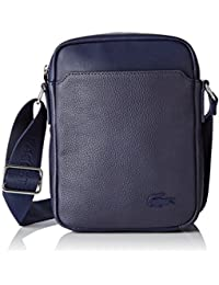 Lacoste NH1830RA, Sac Bandouliere Hommes, 22.5 x 5.5 x 18 cm
