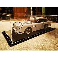 Plexico Acrylic Display Case for LEGO Technic Aston Martin DB5 10262