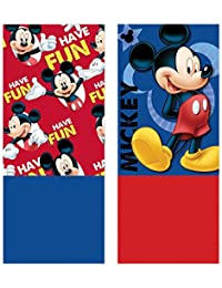 New Import Mickey Mouse 850-224 Mickey Mouse, Braga cuello coralina