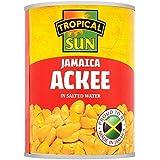 Soleil Tropical Jamaica Ackee 540G (Paquet de 6)
