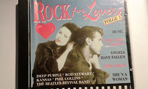 Rock for Lovers Vol. 1 (Trend Cd 156.120) -