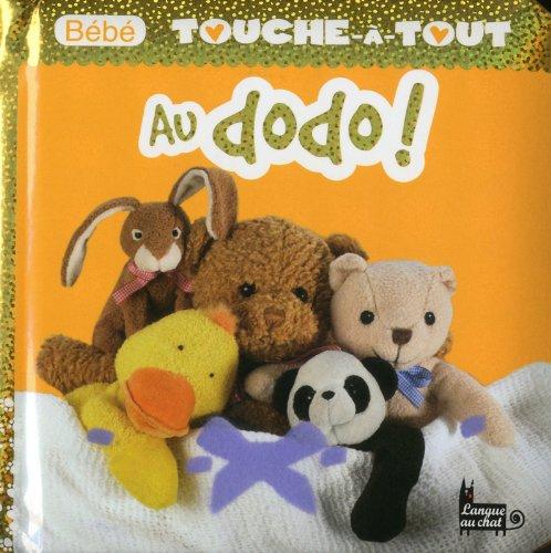 Bébé touche-à-tout - Au dodo !