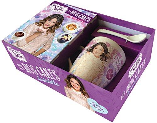 Coffret Mug cakes de Violetta PDF Books