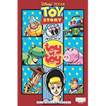 Toy Story: Some Assembly Required (Disney Pixar (Quality)) by Jesse Blaze Snider (2010-11-09)