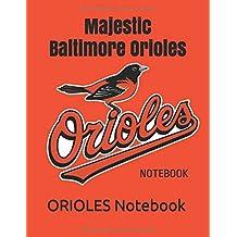 Majestic Baltimore Orioles: NOTEBOOK