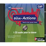 The Book of Actions - Anglais CAP - 1 CD audio collectif by Marie-Line Périllat-Mercerot (2009-06-26)