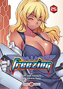 Freezing Edition simple Tome 25