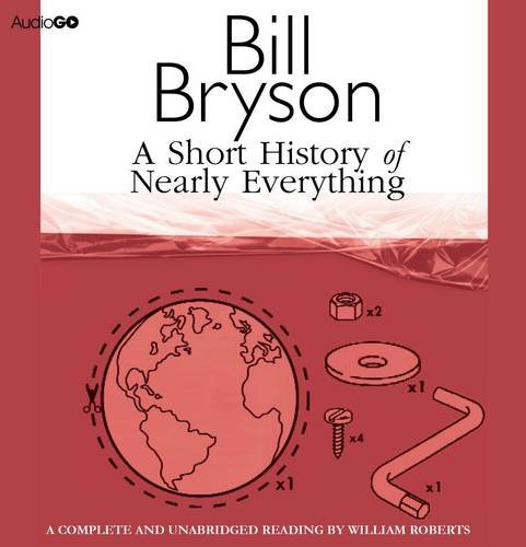 Buchseite und Rezensionen zu 'A Short History of Nearly Everything (BBC Audiobooks)' von Bill Bryson