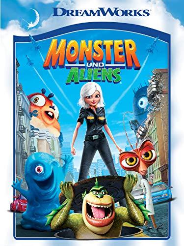 Monster und Aliens dt.OV (Monster)