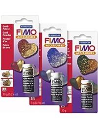 FIMO Poudre de bronze–(867256)