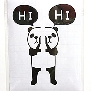 Ahaccw(TM) Panda Switch Sticker Wall Quote Wall Stickers Vinyl Decor Decals Home Mural by Ahaccw