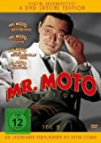 Mr. Moto Collection - Teil 2 [Special Edition] [4 DVDs]