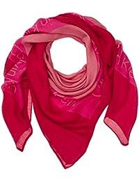 Calvin Klein Logo Square Scarf, Pañuelo para Mujer