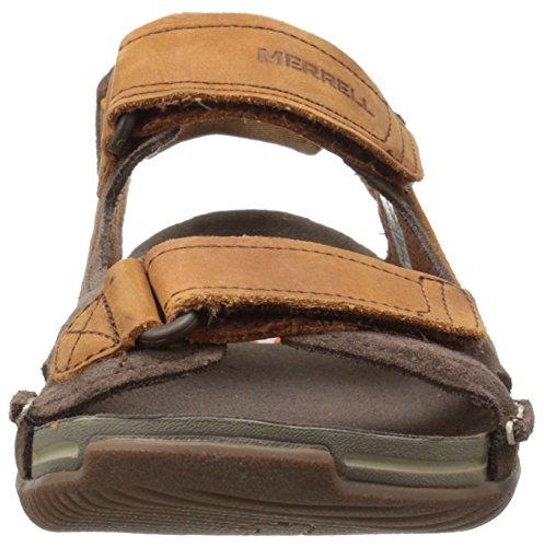 Merrell - Bask Duo - Mens Outdoor Sandals Clay