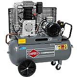 Airpress® oelgeschmierter pressione compressore d' aria HK 1000–90(5,5KW, 11Bar, 90L Kessel, 400Volt) Grande Pistone del compressore