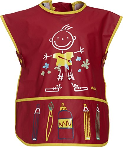 PlayShoes 51302- Babi para pintar (rojo)  [Importado de Alemania]
