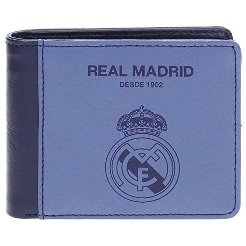 Real Madrid Blue RM Tarjetero